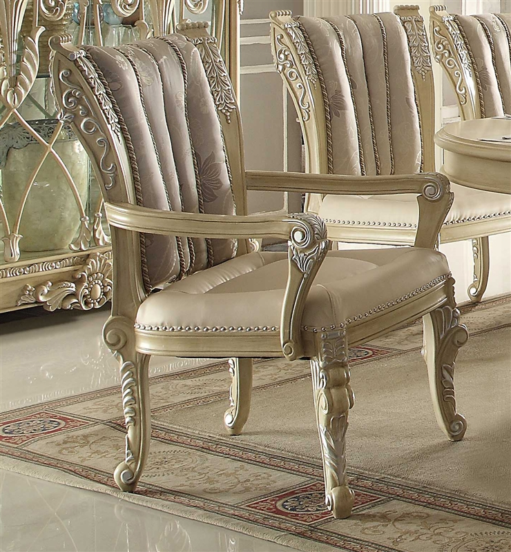 Victorian Style Dining Room: Victorian Style 7 Piece Dining Room Set By Homey Design