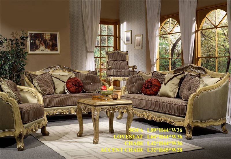 . Alvalade 2 Piece Living Room Set by Homey Design HD 703