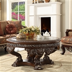 Victorian Classic Design 3 Piece Occasional Table Set by Homey Design - HD-8017-OT