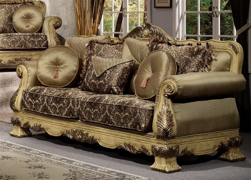 . Aracena 2 Piece Living Room Set by Homey Design HD 913