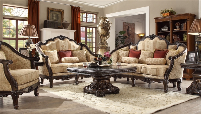 . Ayamonte 2 Piece Living Room Set by Homey Design HD 953