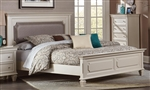 Odeon Queen Bed in Champagne by Home Elegance - HEL-1937-1
