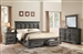 Toulon 6 Piece Bedroom Set in Rustic Acacia by Home Elegance - HEL-5438-1-4
