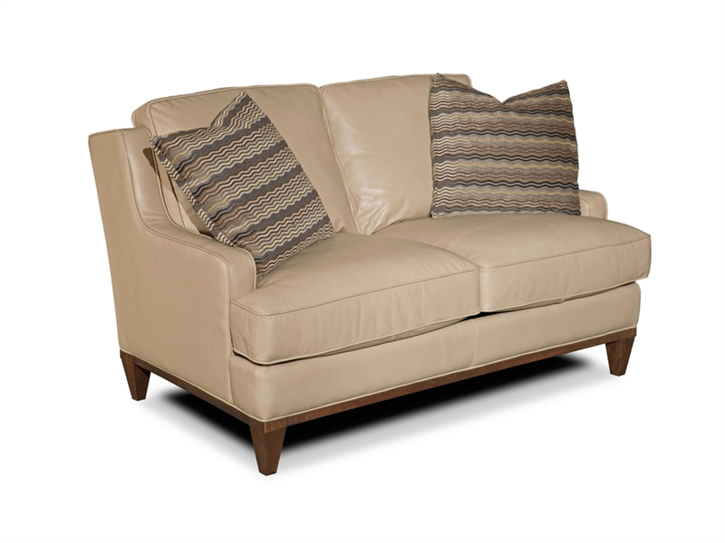 Ludlow Sofa In Campania Benvento Leather By Hooker