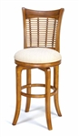Bayberry Swivel Bar Stool by Hillsdale - HIL-4766-830