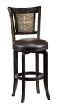 Camille Swivel Counter Stool by Hillsdale - HIL-4861-826