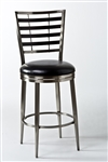 Bowman Swivel Bar Stool by Hillsdale - HIL-5246-830