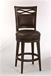 Seaton Springs Swivel Counter Stool by Hillsdale - HIL-5484-828