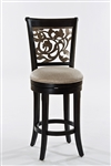 Binnington Swivel Counter Stool by Hillsdale - HIL-5559-826