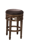 Chesterfield Backless Counter Stool by Hillsdale - HIL-5609-826