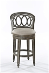 Adelyn Swivel Counter Stool by Hillsdale - HIL-5638-826