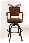 Bridgetown Tilt Base Bar Stool by Hillsdale - HIL-5759-830