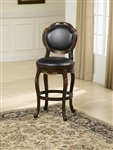 Alaina Swivel Counter Stool by Hillsdale - HIL-63369
