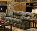 Big Game Sofa Sleeper in Mossy Oak Camouflage Fabric by Jackson Furniture - 3206-04
