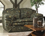 Huntley Loveseat in Mossy Oak or Realtree Camouflage Fabric by Jackson Furniture - 3212-02