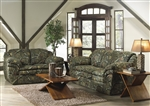 Huntley 2 Piece Sofa Set in Mossy Oak or Realtree Camouflage Fabric by Jackson Furniture - 3212-S