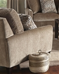 Mulholland Chair in Taupe Fabric by Jackson Furniture - 3255-01-T