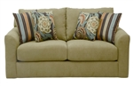 "Sutton Loveseat in ""Treasure"" Chenille by Jackson - 3289-02-T"
