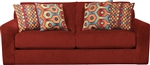 "Sutton Sofa in ""Algerian"" Chenille by Jackson - 3289-03-A"