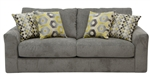 "Sutton Sofa in ""Cobblestone"" Chenille by Jackson - 3289-03-C"