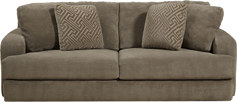 Palisades Sofa In Porcini Color Fabric By Jackson Furniture 4186 03