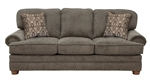 Braddock Queen Sleeper Sofa in Chenille Fabric by Jackson - 4238-04