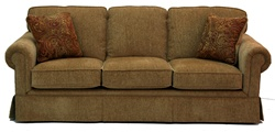Emma Sleeper Sofa in Dune Chenille by Jackson Furniture - 4336-04