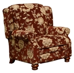 Belmont Claret Accent Reclining Chair by Jackson Furniture - 4347-11-C
