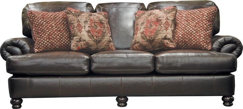 Southport Sofa In Espresso Fabric By Jackson Furniture