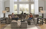 Everest 2 Piece Modular Sectional by Jackson - 4377-2W