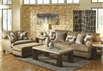 Hartwell 2 Piece Set in Bronze Color Fabric by Jackson - 4379-2-B