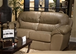 Brantley Leather Loveseat by Jackson Furniture - 4430-02