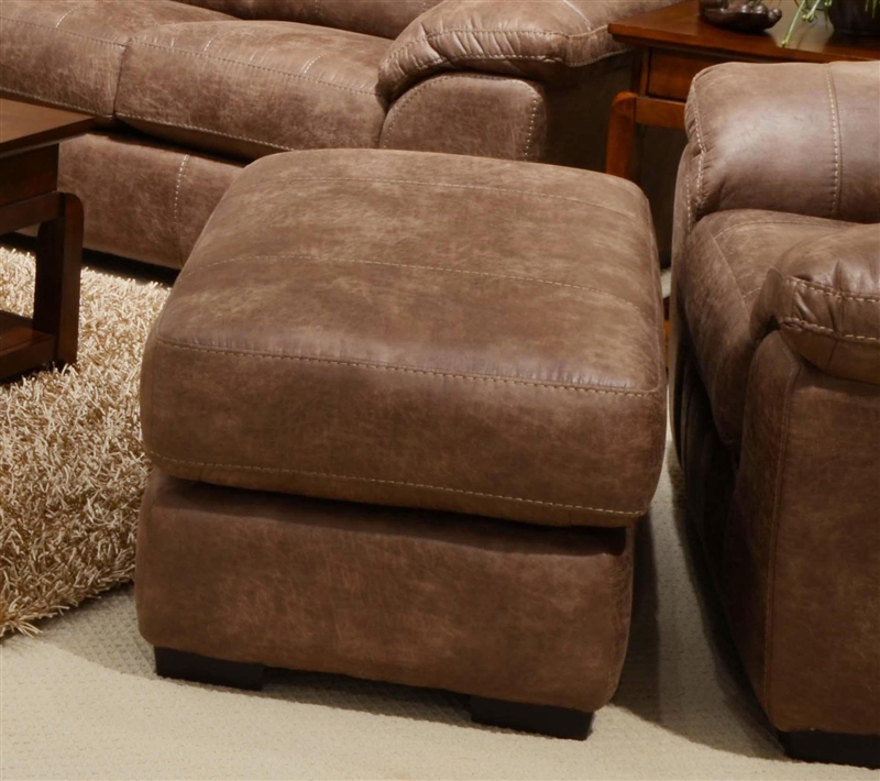 Italian Leather Sofa By Cake: Grant Loveseat In Silt Leather By Jackson Furniture