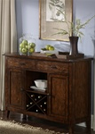 Cabin Fever Server in Bistro Brown Finish by Liberty Furniture - 121-SR5238