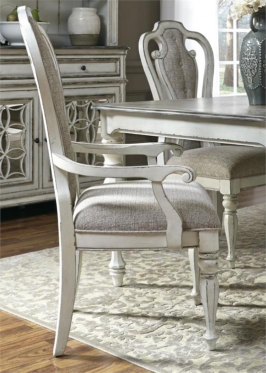 Magnolia Manor 44 X 108 Rectangular Table 7 Piece Dining