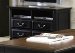 St. Ives Jr Executive Media Lateral File in Two Tone Finish by Liberty Furniture - 260-HO146