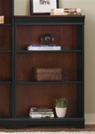 St. Ives 48-Inch Jr Executive Bookcase in Two Tone Finish by Liberty Furniture - 260-HO3048