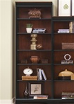 St. Ives 84-Inch Jr Executive Bookcase in Two Tone Finish by Liberty Furniture - 260-HO3084
