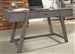 Moss Creek Writing Desk in Antique Gray Finish by Liberty Furniture - 356-HO107