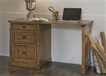 Cumberland Creek Desk in Rustic Oak Finish by Liberty Furniture - 421-HO-DSK