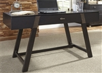 Moss Creek Writing Desk in Antique Black Finish by Liberty Furniture - 456-HO107