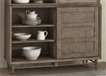 Miramar Buffet in Weathered Pine Finish by Liberty Furniture - 514-CB5278-B
