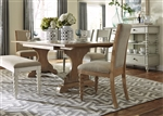 Harbor View Trestle Table 7 Piece Complete Dining Set by Liberty Furniture - 531-DR