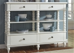Harbor View Sideboard in Linen Finish by Liberty Furniture - 631-SB5844