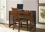 Hampton Bay Writing Desk in Cherry Finish by Liberty Furniture - 718-HO111D