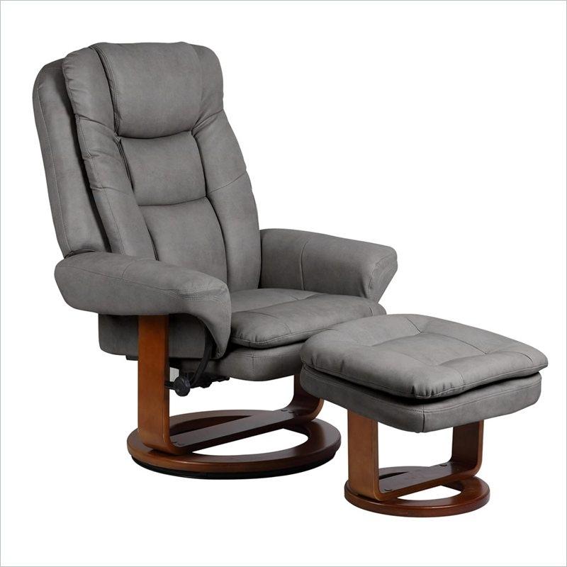 Mac Motion Chairs 802 28 103 2 Piece Swivel Recliner Gun