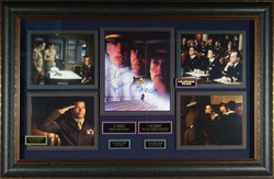 A Few Good Men Cast Autographed Home Theater Display