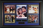 Grease Autographed Home Theater Display