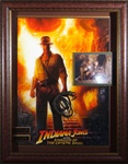 Indiana Jones and the Kingdom of the Crystal Skull Autographed Display