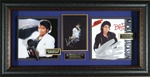 "Michael Jackson ""The King of Pop"" Autographed Music Display"